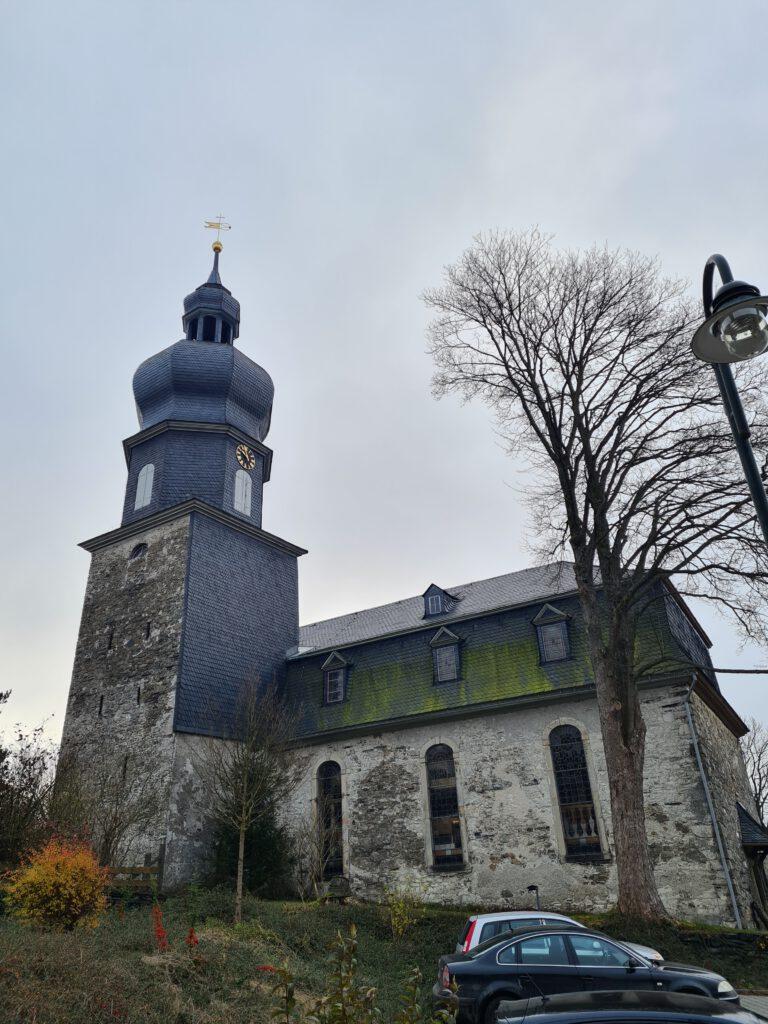 Kirche Lehesten