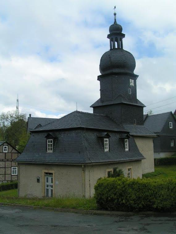 Kirche in Herschdorf