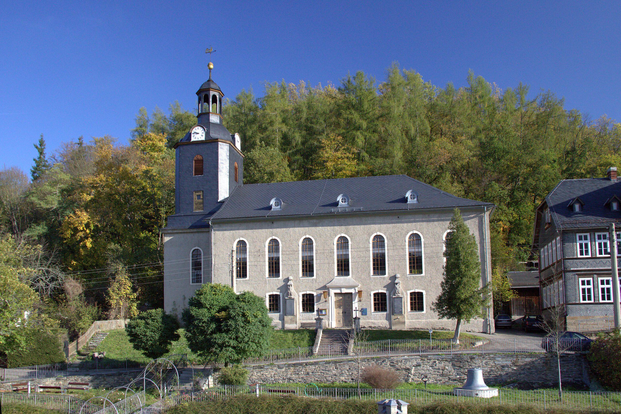 Kirche Leutenberg