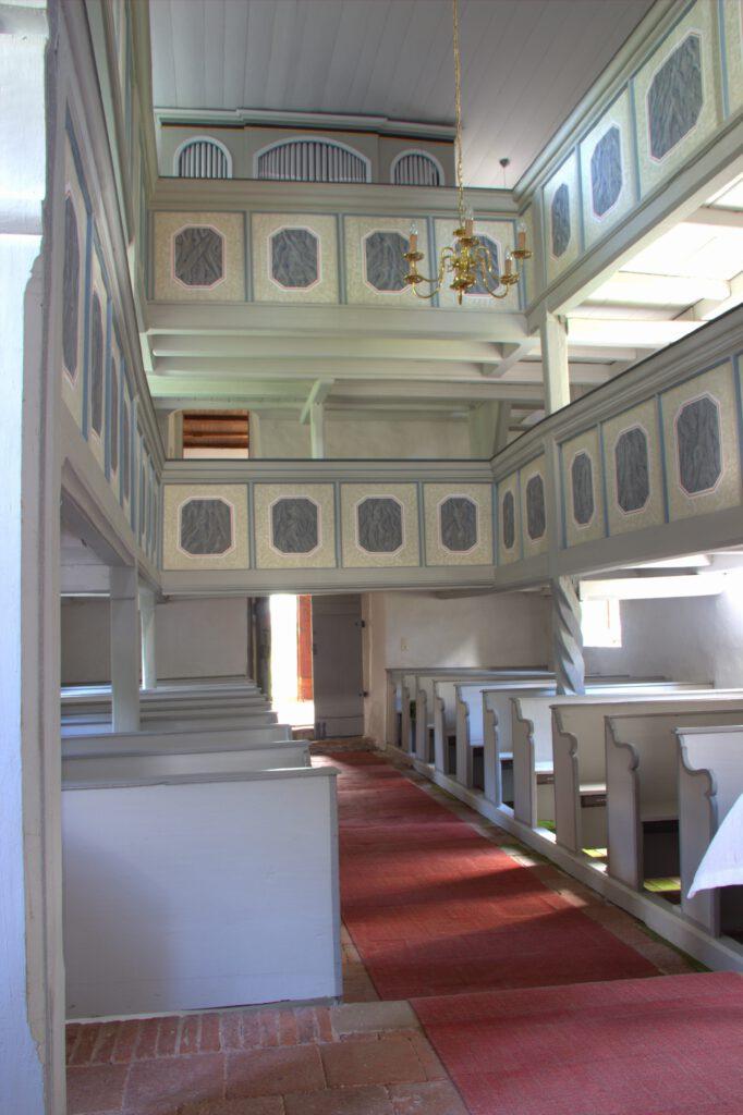 Orgel der Kirche St. Jakob