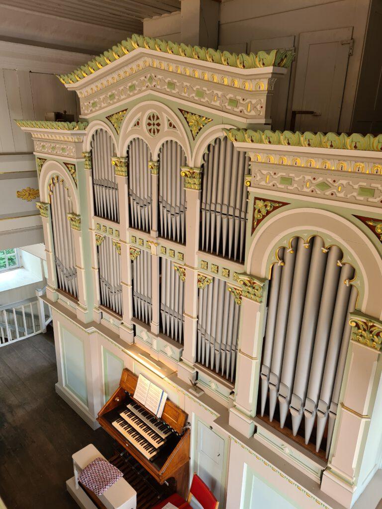 Orgel Leutenberg